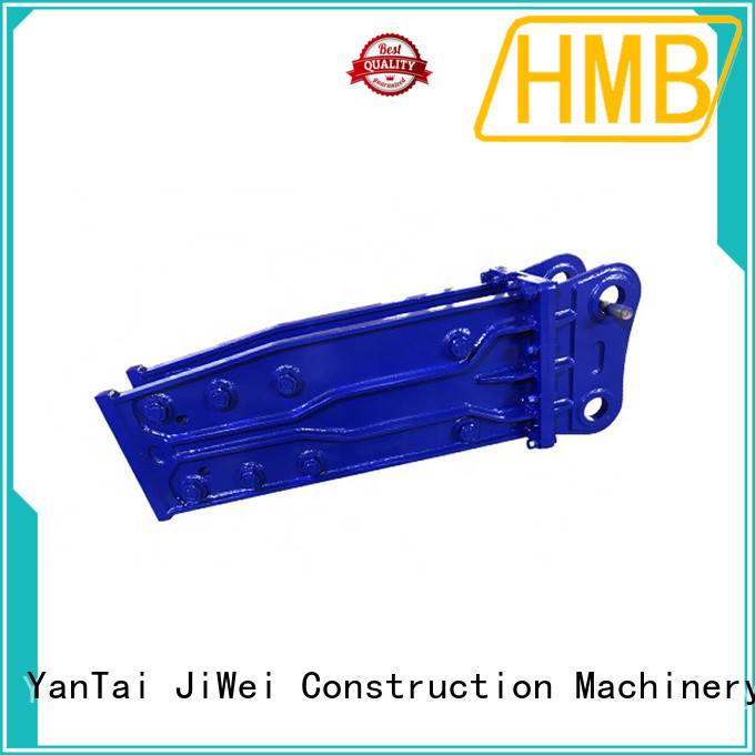 HMB hydraulic breaker manufacturers company for Railway