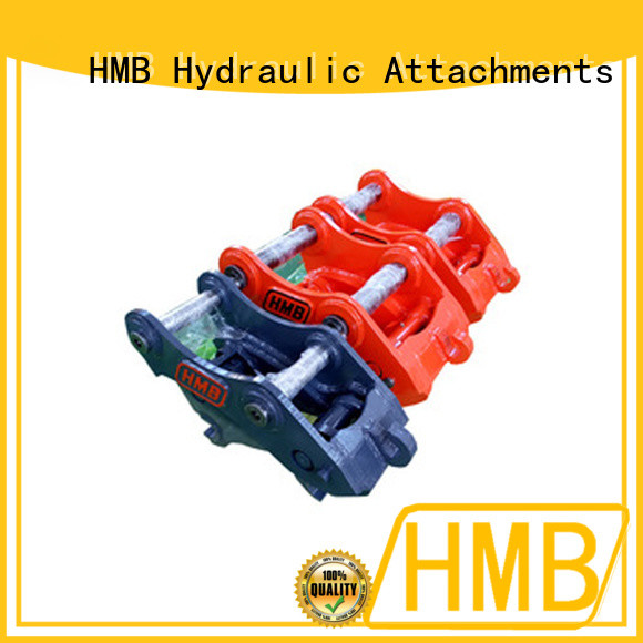 HMB easy to operate excavator quick coupler from China for hydraulic shears
