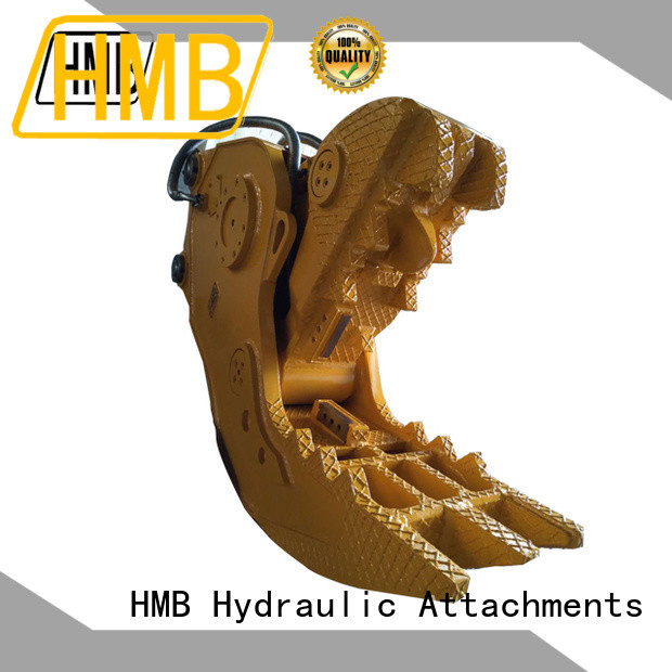 HMB easy to maintain hydraulic attachment services factory for Building