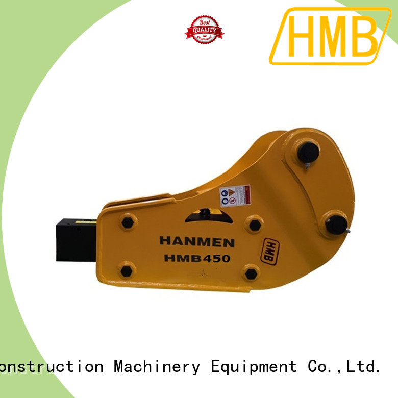 Top hydraulic rock hammer company for tunneling