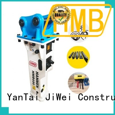 HMB hydraulic hammer China for concrete crushing