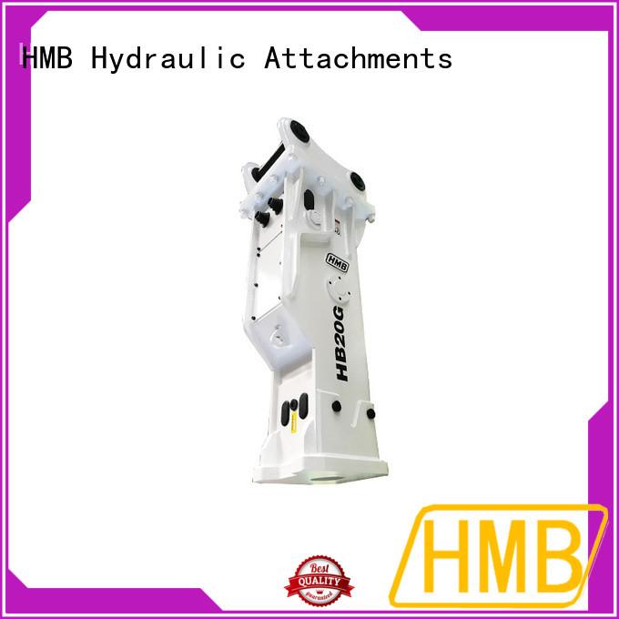 HMB mining attachments company for Railway