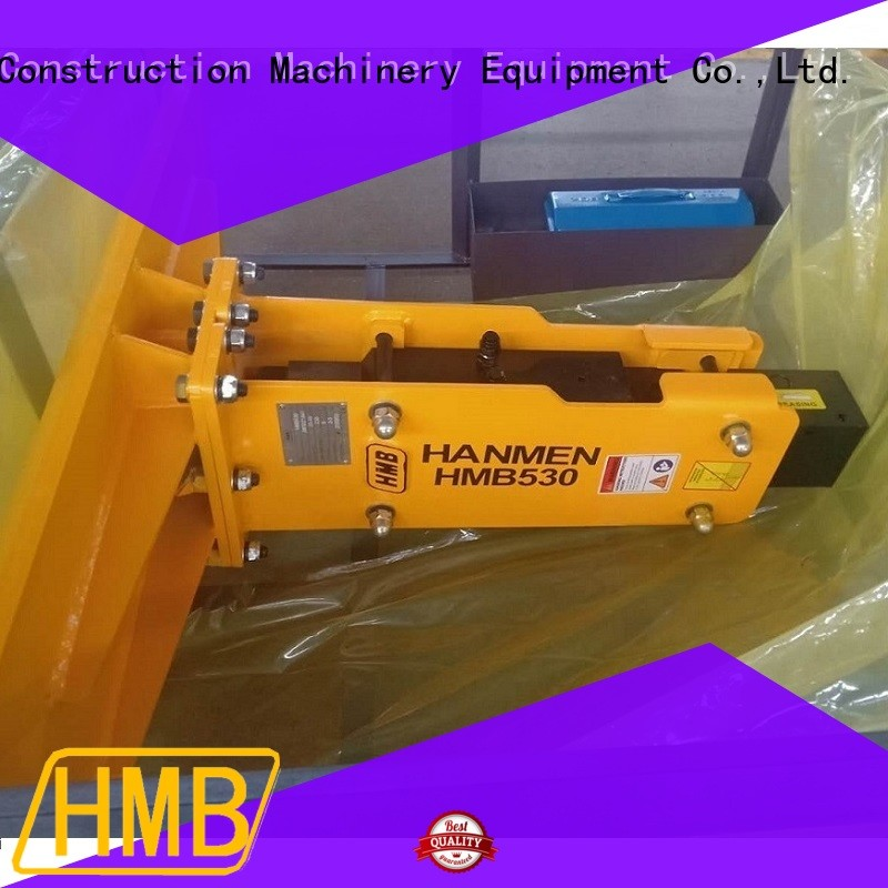 HMB hydraulic rock breaker for sale Oem for bridge demolition