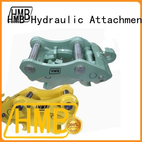 HMB excavator quick hitch manufacturers Oem for grabs