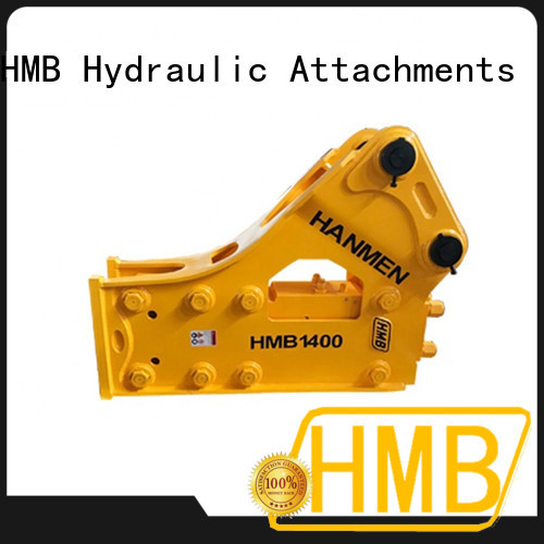 High-quality hydraulic concrete breaker company for Building