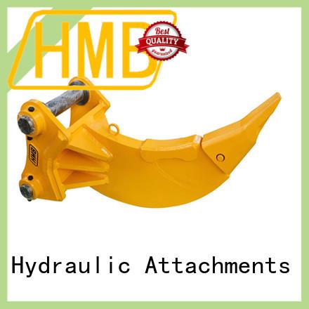 HMB Suppliers for handling of scrap metal