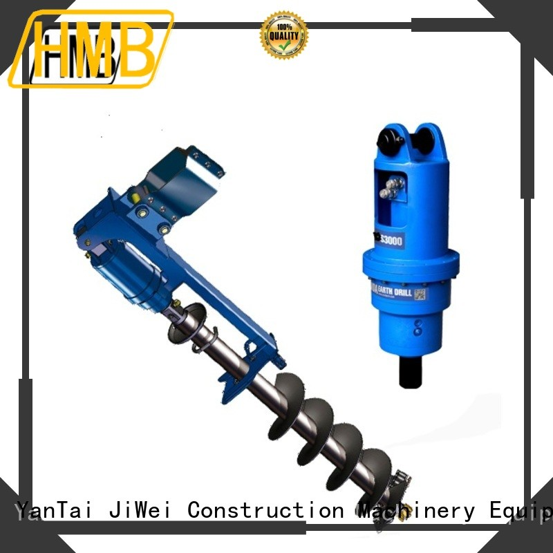 HMB excavator auger for sale in China for Highway