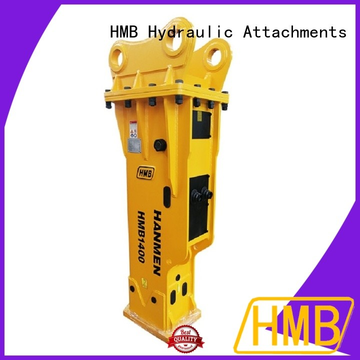 HMB hydraulic rock breaker manufacturers company for Shipping