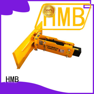 High-quality hydraulic rock hammer for excavator Suppliers for Metallurgy