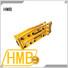 HMB excavator accessories company for Old building demolition