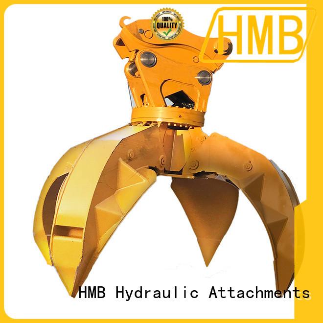 HMB Good design construction attachments Oem for subgrade compaction