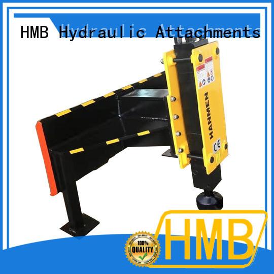 HMB Wholesale hydraulic rock breaker suppliers Customization for Mountains