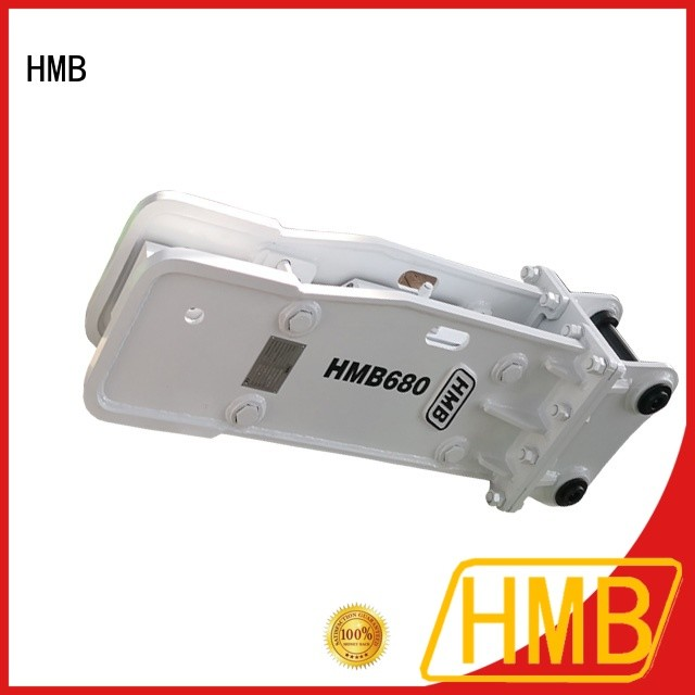 HMB Low noise level mining attachments manufacturers for Mining