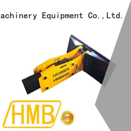 HMB hydraulic breaker hammer Exporter for Highway repair