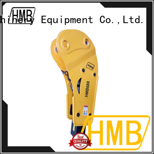 Low noise level hydraulic breaker for sale factory for Highway repair