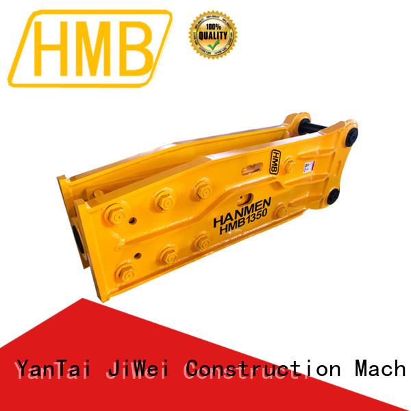 HMB Best hydraulic concrete breaker for excavator for foundation excavation