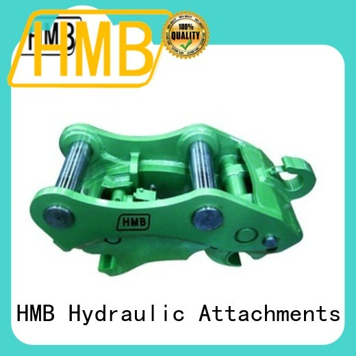 HMB High-quality excavator coupler for business for connect various excavator