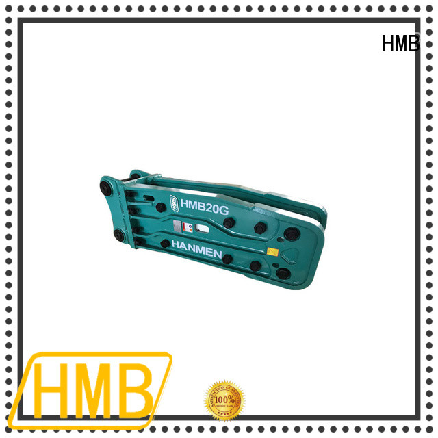 HMB hydraulic breaker price company for Mountains