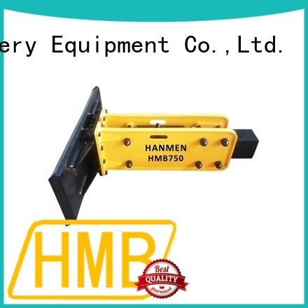 HMB hydraulic hammer company for tunneling