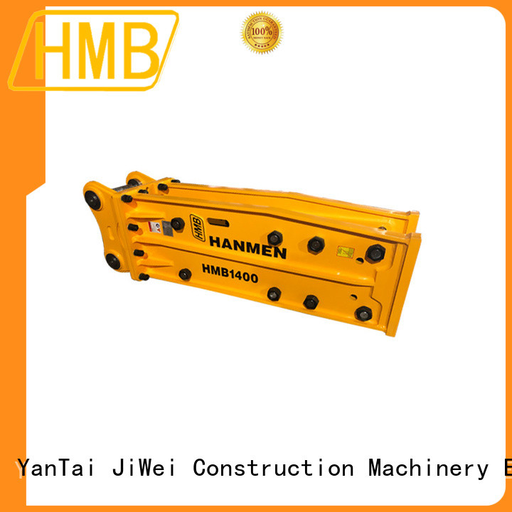 High-quality excavator breaker attachment China for subgrade compaction
