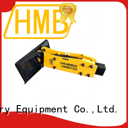 HMB hydraulic breaker manufacturers for Construction
