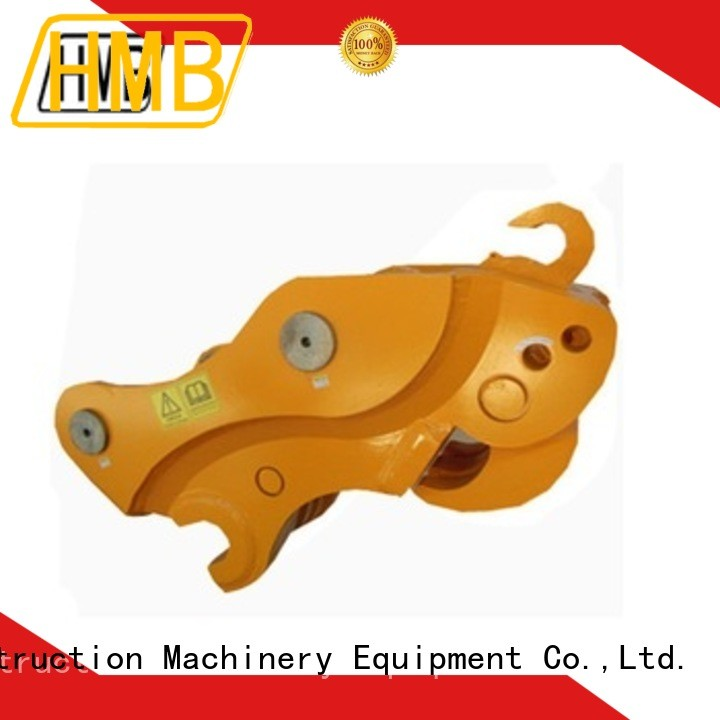 HMB High-quality excavator bucket quick coupler manufacturers for connect attachments buckets