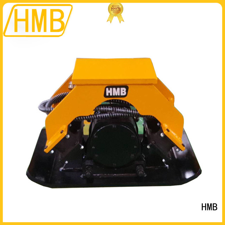 easy to maintain hydraulic plate compactor supplier for loading weathered rock