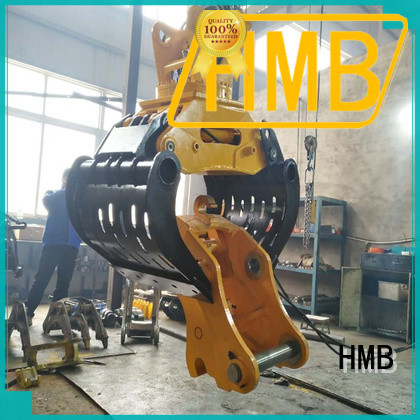 HMB abrasive resistance excavator attachments for sale Exporter for concrete crushing