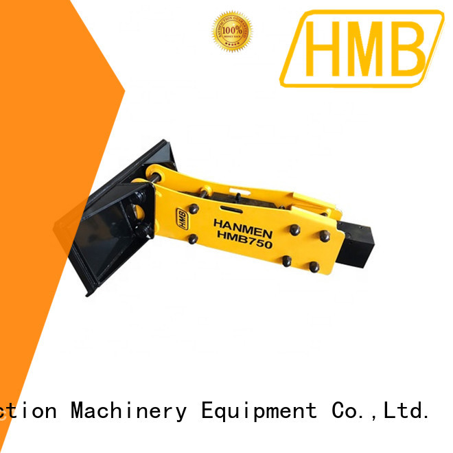 HMB hydraulic breaker attachment for sale Exporter for foundation excavation