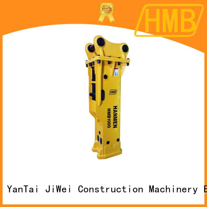 HMB hydraulic hammer sales factory for Highway repair