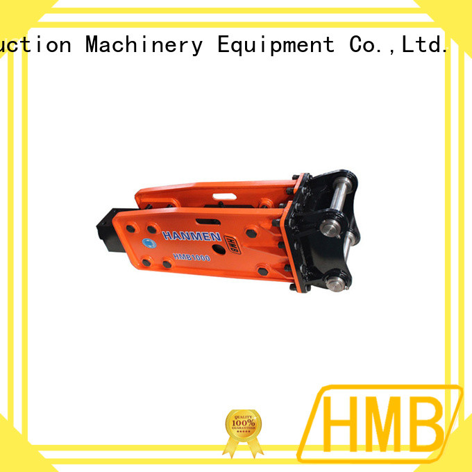 hydraulic breaker hammer wholesale for secondary crushing.