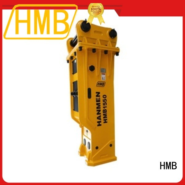 Latest hydraulic rock breaker manufacturers wholesale for excavator