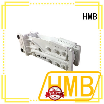 HMB Custom hydraulic rock hammer manufacturer for Building