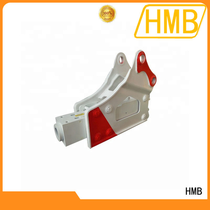 HMB widely used hydraulic jack hammer for business for Metallurgy
