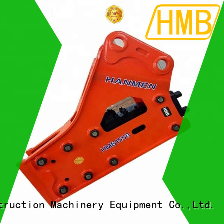 HMB breaker excavator supplier for Highway repair