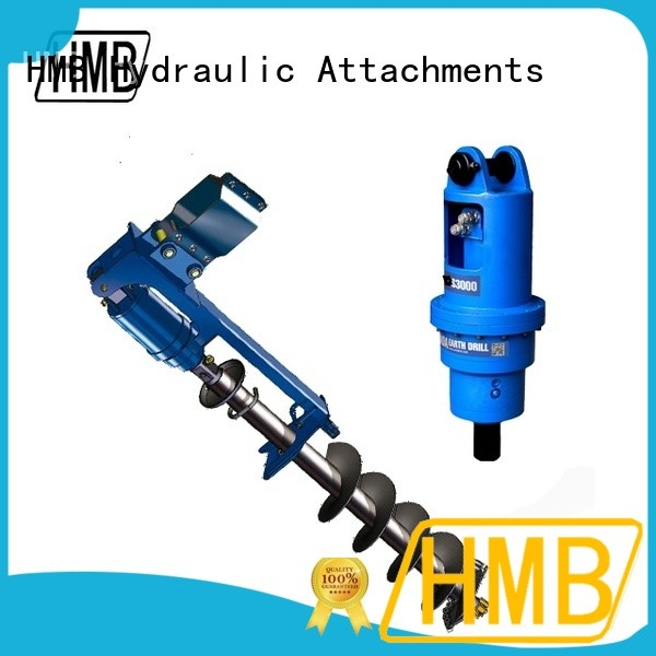 HMB ground drilling machine manufacturers for tunneling