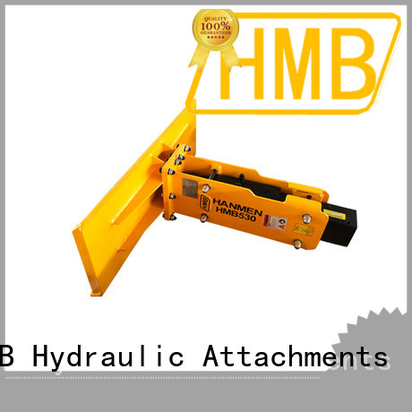 HMB hydraulic rock breaker manufacturers for business for Metallurgy