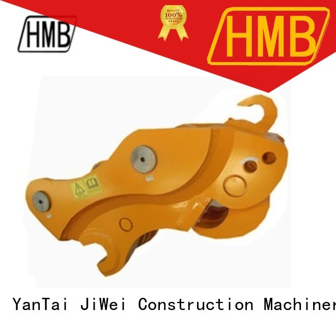 HMB Top excavator quick hitch for sale Suppliers for hydraulic shears