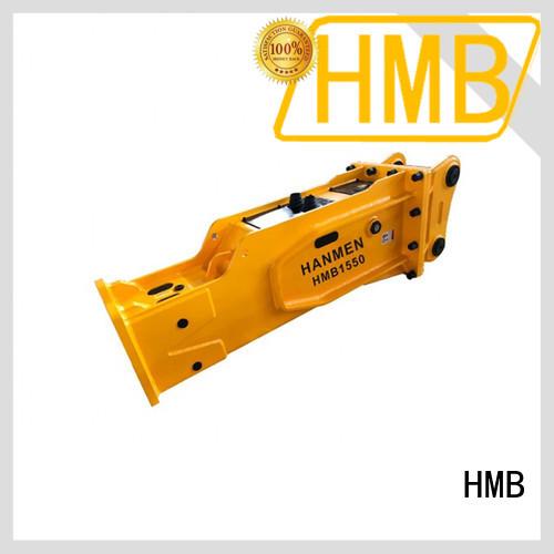 Easy maintenance excavator rock breaker supplier for excavator