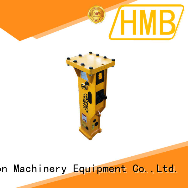 HMB Top excavator hydraulic hammer price manufacturer for Construction