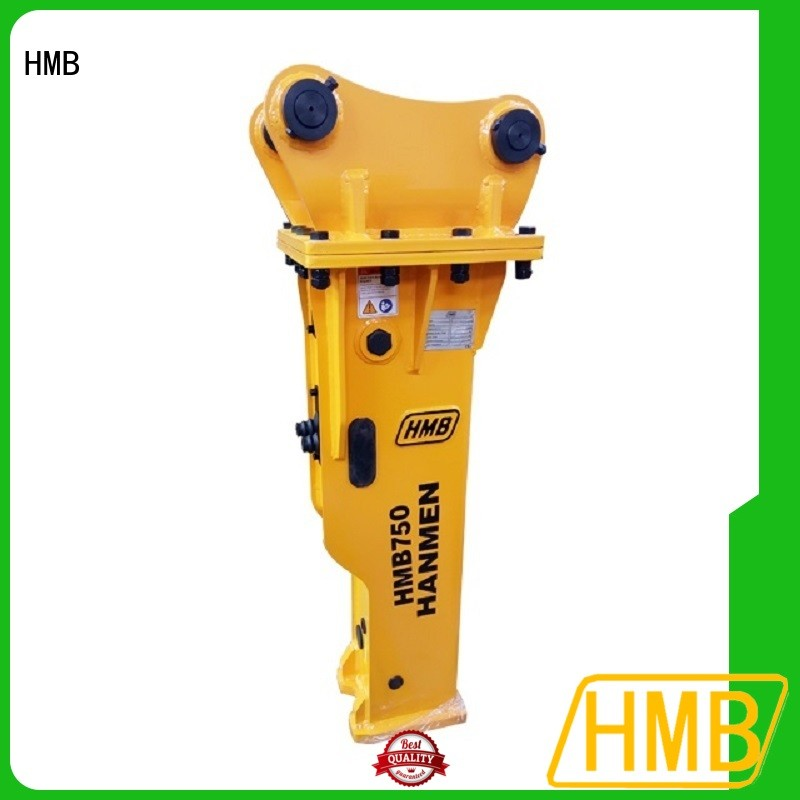 HMB Latest hammer hydraulic breaker for business for Shipping