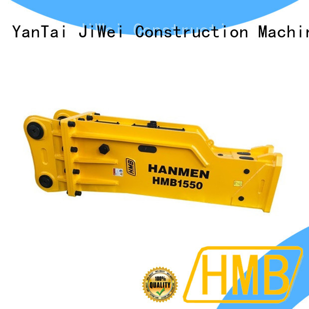 HMB Wholesale hydraulic rock breaker manufacturers in China for Old building demolition