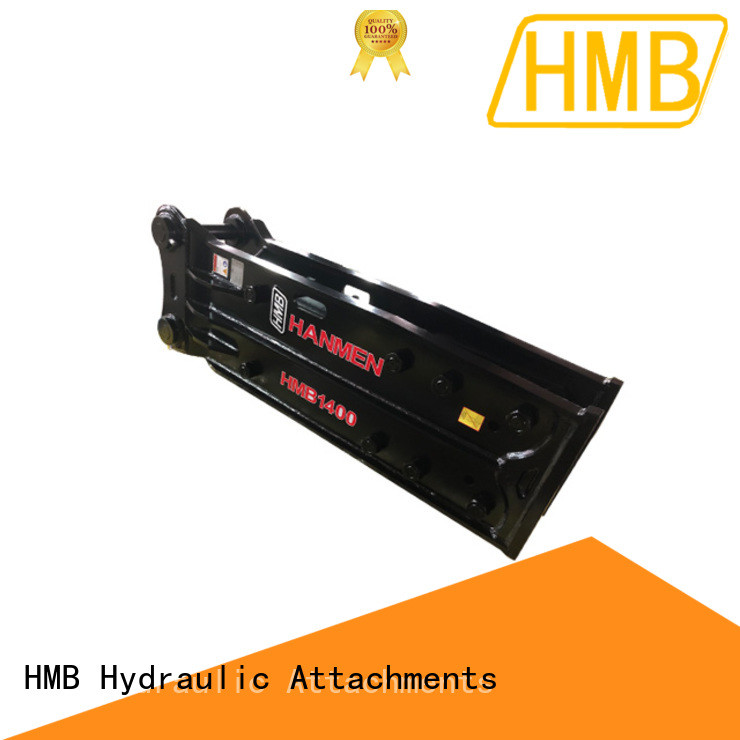 HMB excavator hydraulic hammers for sale Supply for Demolition