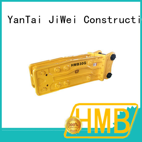 HMB widely used hydraulic hammer manufacturers for Highway