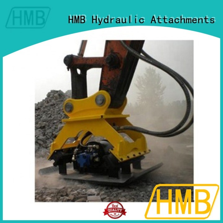 excavator attachments for business for unloading