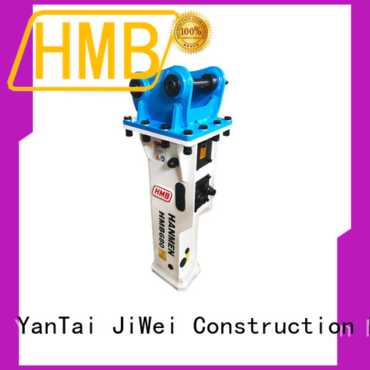 HMB hydraulic breakers for excavators Supply for Metallurgy