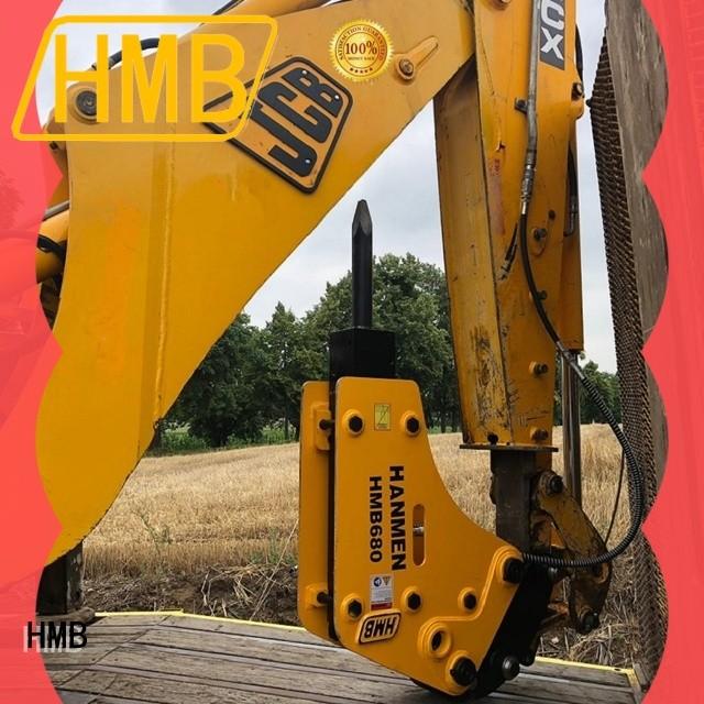 HMB hydraulic concrete breaker Exporter for Demolition