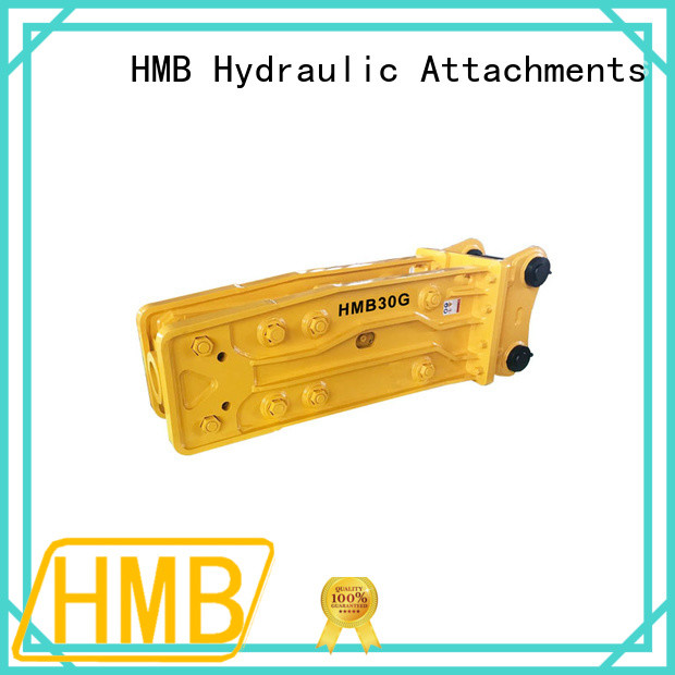 More convenience hydraulic hammer for excavator factory for Metallurgy