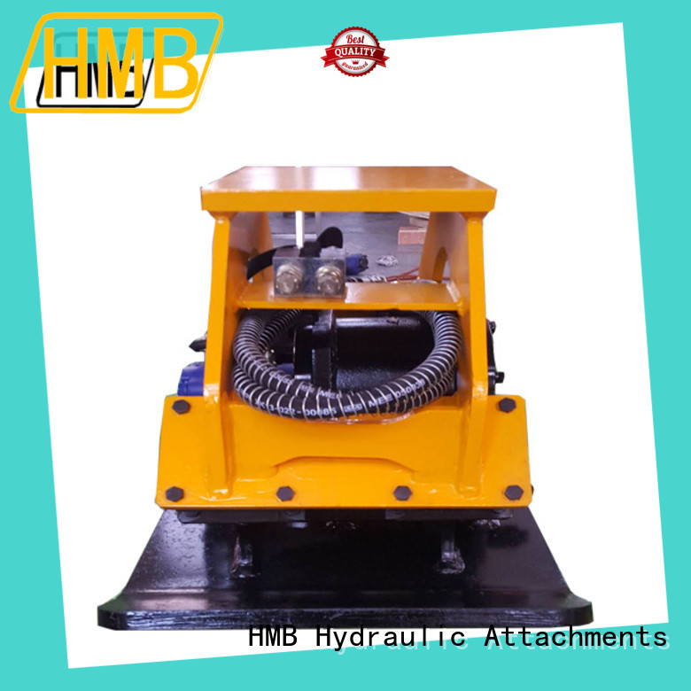 HMB hydraulic attachments for business for loading secondary-hard stone