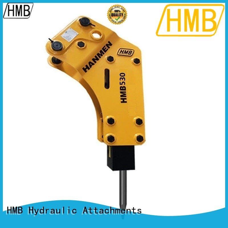 Easy maintenance hydraulic breaker for sale Suppliers for Highway